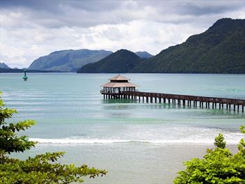 Langkawi beach vacations