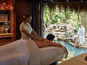 Spa holidays in St Lucia