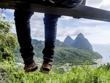 Experience a vacation of adventure in St Lucia