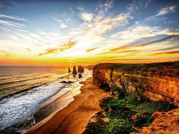 Drive the Great Ocean Road