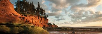 Stunning Bay of Fundy