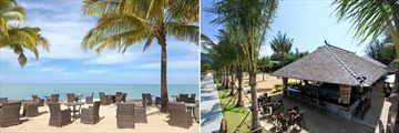 Beyond Resort Khao Lak at the Beach Bar and Restaurant