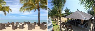 Beyond Resort Khao Lak at the Beach Bar and Restaurant