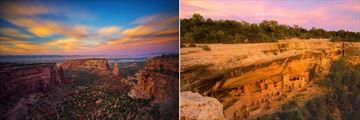 Colorado National Monument and Mesa Verde National Park