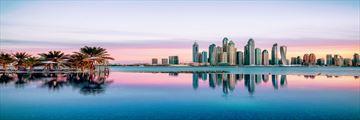 Skyline View at Dukes Dubai