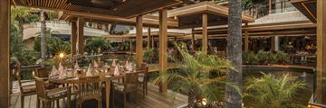Cafe Tropical at Four Seasons Hotel