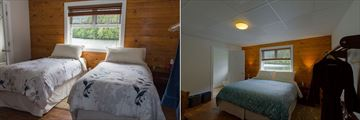 Great Bear Lodge, Twin Room and King Room
