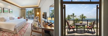 Sea View Junior Suite at JA Palm Tree Court