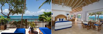 Seagrape Suite at Palm Island Resort & Spa