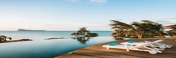 Infinity Pool at Paradise Cover Boutique Hote