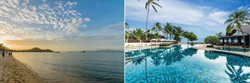 Peace Resort Koh Samui Beachfront and main pool