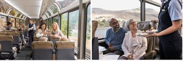 Onboard Rocky Mountaineer
