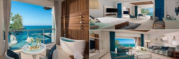 Beachfront Millionaire One Bedroom Butler Suite at Sandals Montego Bay