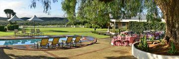 Shamwari Private Game Reserve Pool