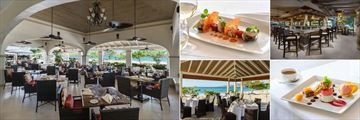 Dining at Spice Island