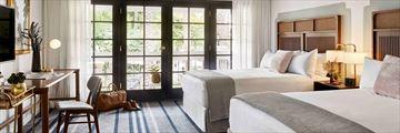 The Scott Resort & Spa, Double Queen Guestroom