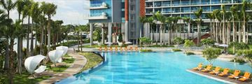 W Singapore - Sentosa Cove, Wet Pool