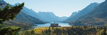 Prince of Wales Hotel, Waterton Lakes National Park