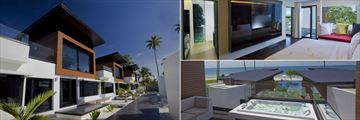 Aava Resort & Spa, Family Villa Exterior, Master Bedroom and Terrace