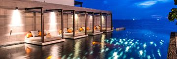 Aleenta Phuket Resort and Spa, Phang Nga, Infinity Pool