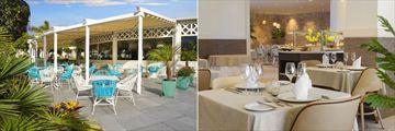 Kentia Pool Club Terrace and Mare Nubium at Alua Suites