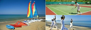 Anantara Mai Khao Phuket Villas, Non-Motorised Water Sports, Tennis and Beach Yoga
