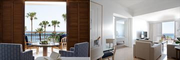 Deluxe Sea Facing Room and Deluxe One Bedroom Suite at Annabelle