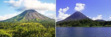Arenal Volcano & Lake, Costa Rica