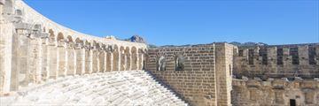 Aspendos, Belek, Turkey