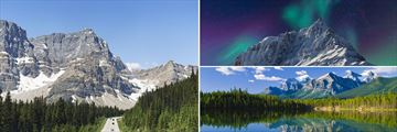Banff National Park & Icefield Parkway