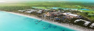 Aerial View of Barcelo Bavaro Palace