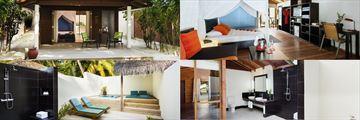 Meeru Island Resort & Spa's Beach Villa with Jacuzzi