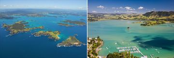 The Stunning Bay of Islands scenery