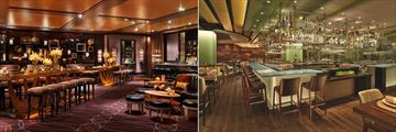 Bellagio, Lily Bar & Lounge and Harvest Bar