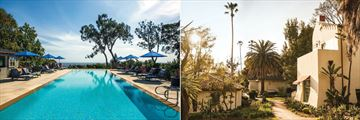 Belmond El Encanto, Infinity Pool and Fitness Studio