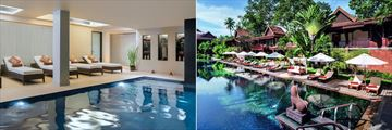 Belmond La Residence D'Angkor, Kong Kea Spa Pool and Poolside