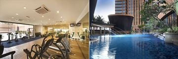 Berjaya Times Square Hotel, Fitness Centre and Pool