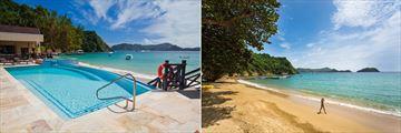 Blue Waters Inn, Pool and Beach