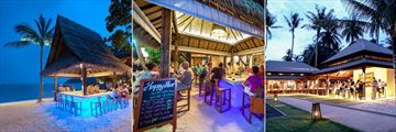 Buri Rasa Village, Beach Club Bar