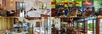 Calabash Luxury Boutique Hotel & Spa, Treefrog Villa