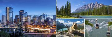 Calgary & Banff National Park