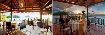 The Cliff Restaurant at Cap Maison