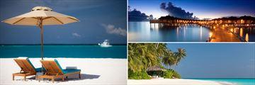 Sun Siyam Iru Fushi, Maldives