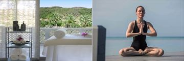 Spa and Yoga at Carlisle Bay