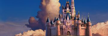 Cinderella's Castle at Walt Disney World, Florida