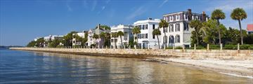 Charleston waterfront views, South Carolina
