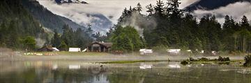 Exterior Views of Clayoquot Wilderness Resort