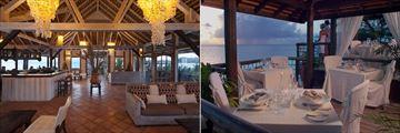 Cocobay Resort, Bar and Lounge and Sheer Rocks Restaurant