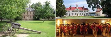 Colonial Williamsburg & Mount Vernon