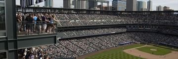 Coors Field, credit: Visit Denver